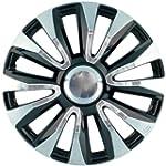 "14"" Avalone Wheel Trims - Chrome/Blac..."