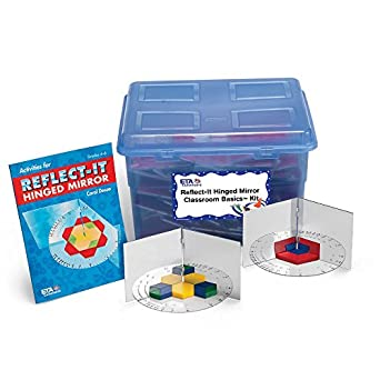 ETA hand2mind, Reflect-It Hinged Mirror Classroom Basics Kit, (77926)