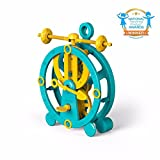 ODEV STEM Educational Toys Time Pendulum Clock Science Physics Kits for Kids Age 8+,DIY Science Project