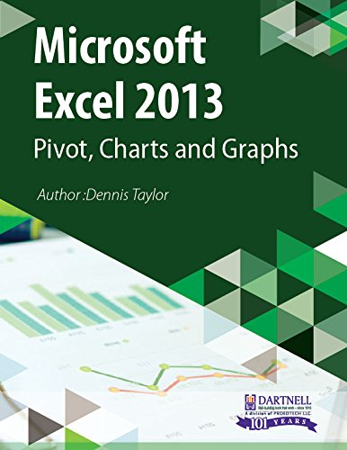 Microsoft Excel 2013: Pivots, Charts and Graphs