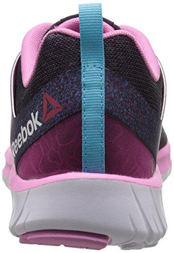 De Belle neon Blue Reebok Running Icono Pink black Z Zapatillas w4CC5tq