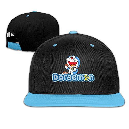 For Girls Fitted Caps Doraemon Logo Adjustable Snapbacks Online (Vietnamese Lunch Box)
