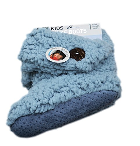 Sockswear - Patucos de Poliéster para niña gris