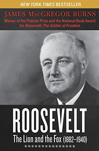 Roosevelt: The Lion and the Fox (1882-1940) (Adolf Hitler Time Person Of The Year)