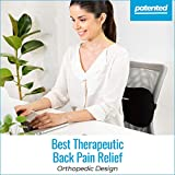 RS1 Back Support Pillow by Relax Support – Lumbar