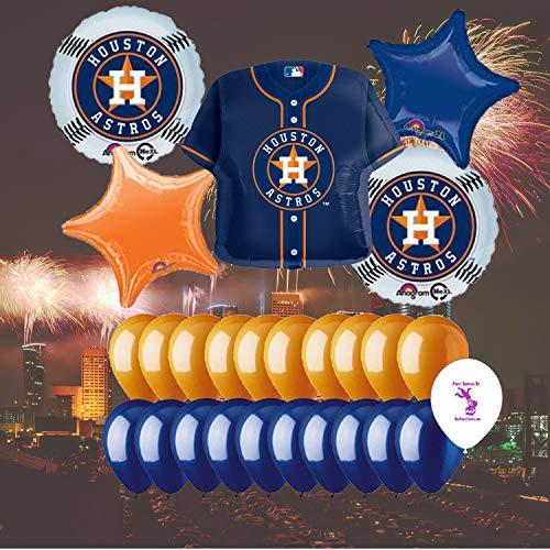 Anagram Houston Astros Balloon Set -
