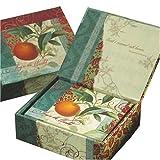 Mudlark Holiday Boxed Cards, Joy To The World, 25-count