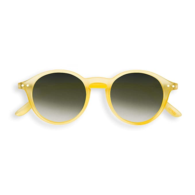 Amazon.com: IZIPIZI Sun #D - Gafas de sol, color amarillo ...
