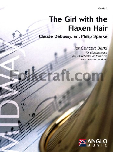 The Girl With The Flaxen Hair (The Girl With The Flaxen Hair Sheet Music)