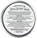 GRAVE BEFORE SHAVE Cigar Blend Beard Balm