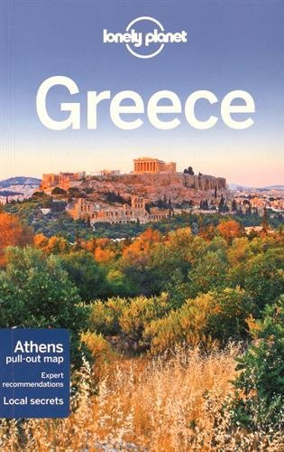 Lonely Planet - Greece (Travel Guide) - 12th Edition (2016) (Pdf & Epub)