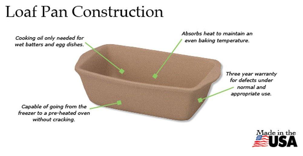Amazon.com: Bandeja para hornear de pan/carne, diseño de ...