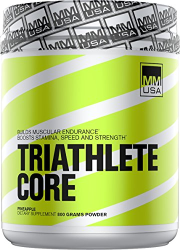 MMUSA TRIATHLETE CORE - EVERYTHING YOU NEED TO WIN IN ONE FORMULA, 800 G.