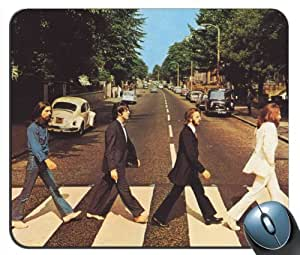 Custom The Beatles Abbey RoadMouse Pad v449 g4215