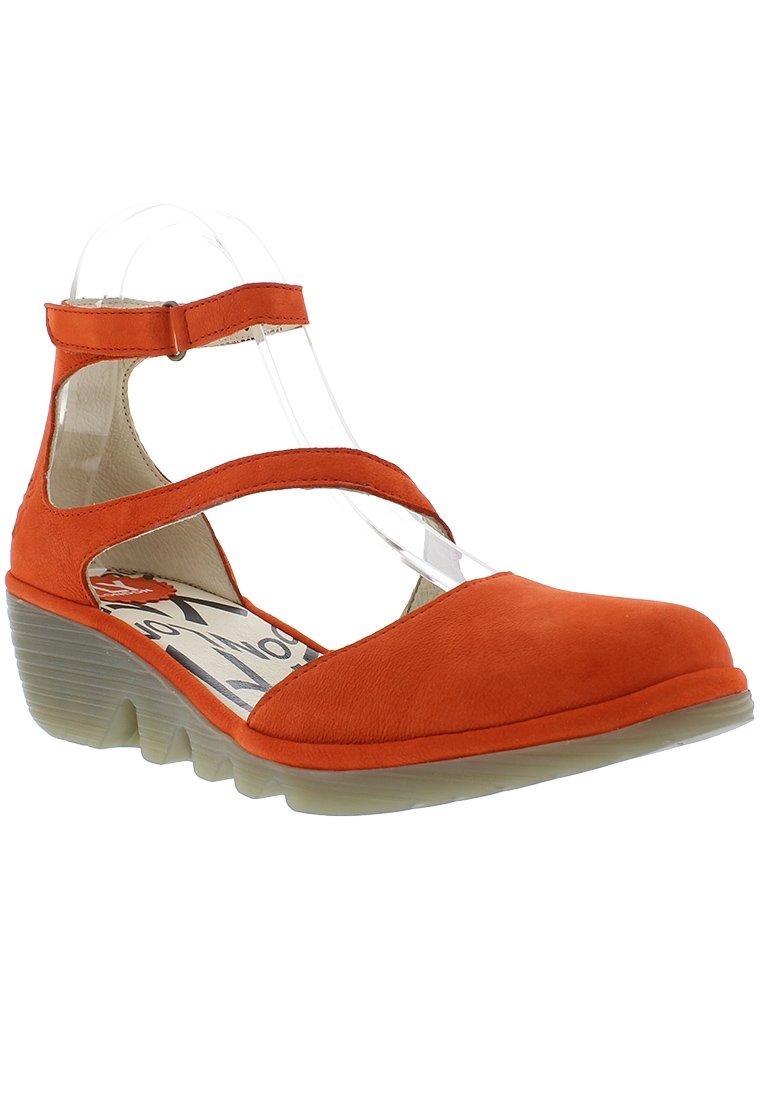 Zapato Fly London P500717025 40 EU Naranja En línea Obtenga la mejor oferta barata de descuento más grande