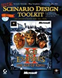 img - for Microsoft Age of Empires II: The Age of Kings Official Scenario Design Toolkit by Paul Schuytema (2000-01-02) book / textbook / text book