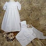 5 pc Batiste Preemie Gown Set