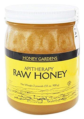 Honey Gardens Apiaries Apitherapy Raw Honey