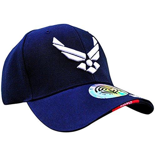 ETAWILD The US Air Force Logo Men Or Women Embroidered Baseball Hat Bill Cap Trucker Hat
