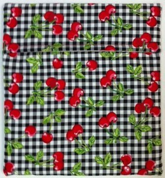 Microwave Potato Bag; Cherry