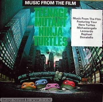 Teenage Mutant Ninja Turtles Soundtrack Edition by Original Soundtrack (1990) Audio CD