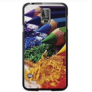 Artists Color Pencil Hard Snap on Phone Case (Galaxy s5 V)