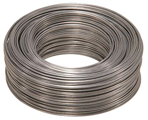 The Hillman Group 123106 Galvanized Steel Wire, 20 - Wire Hillman