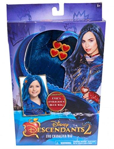 Disney Descendants 2 Evie Wig kids