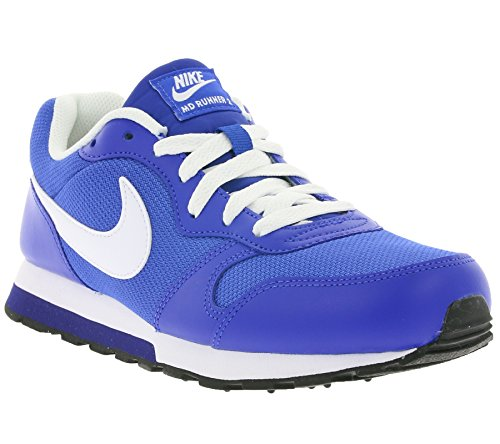 Nike Chaussures Royal GS Running Noir Game Roi Bleu Runner Entrainement de 2 Royal Blue MD Homme Blanc black White deep qIrqxS