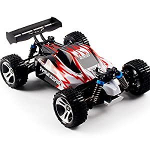 Dazhong RC CAR High Speed 32MPH Fast Race Trucks A959 1:18 SCALE RTR Racing 4WD Electric Power Radio Remote control Off Road Truck for Kids And Adults