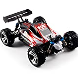 100 mph battery for rc cars - Dazhong RC CAR High Speed 32MPH Fast Race Trucks A959 1:18 SCALE RTR Racing 4WD Electric Power Radio Remote control Off Road Truck for Kids And Adults