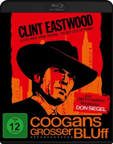 Coogan´s Bluff (1968) Blu-ray