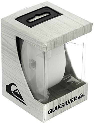 086702565276 - Quiksilver Men's QS/1020BKRD THE GROM Digital Chronograph Red Resin Strap Watch carousel main 3