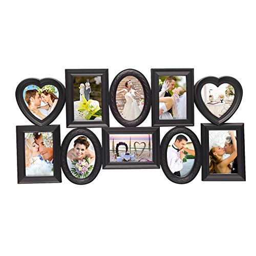 heart collage frame - 8