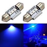 mazda 3 blue interior lights - Alla Lighting CANBUS Error Free 31mm (1.25