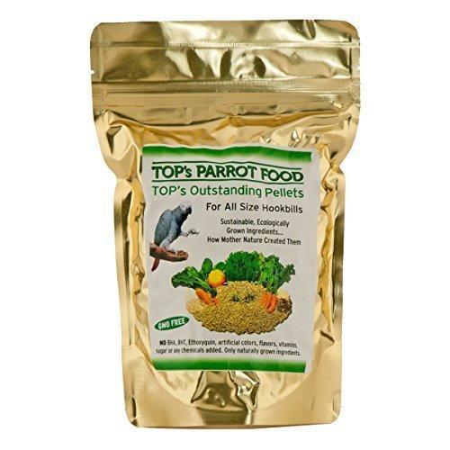 tops parrot food - 4