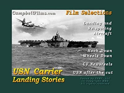 USN Aircraft Carrier Landing & Spotting F4F TBF WWII films by US Navy