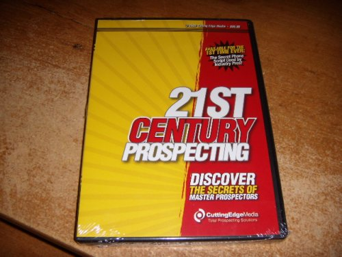 Price comparison product image 21st Century Prospecting Master Prospector CD