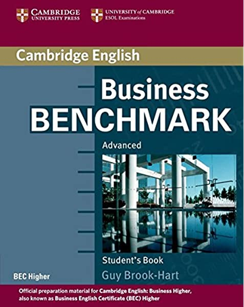 Business Benchmark Advanced Students Book BEC Edition: Amazon.es ...