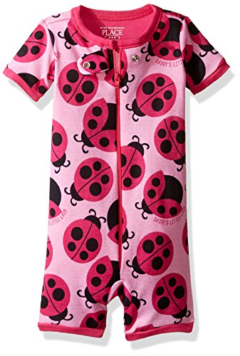 The-Childrens-Place-Baby-Girls-Sweet-Lil-Stretchie-Pajamas