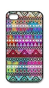 TUTU158600 Custom made Case/Cover/skin case iphone 4s boys - Pink Aztec Rose Red Art Print