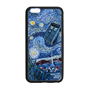 diy case Doctor Who Tardis Police Box Case Cover Skin for iphone 4 4s