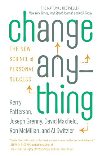Amazon change anything the new science of personal success change anything the new science of personal success by patterson kerry grenny fandeluxe Choice Image