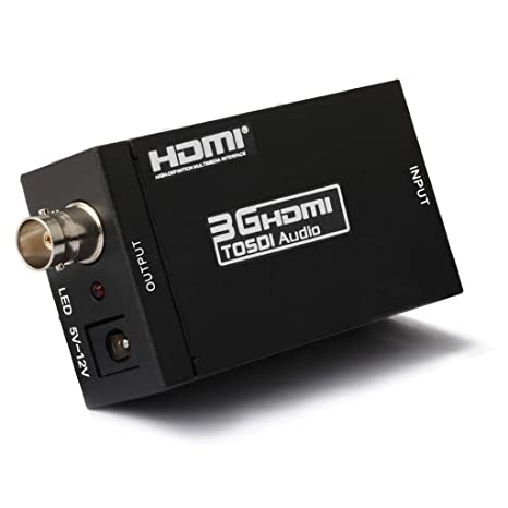 HDMI to SDI Converter,HDMI to SDI/HD-SDI/3G-SDI