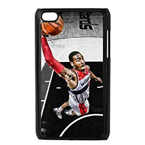 John Wall Custom Durable Hard Plastic Case Cover LUQ923705 For Ipod Touch 4