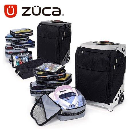 (ズーカ) ZUCA Flyer Travel キャリーケース 3000 B075XNTTV3ブラック/ブラック
