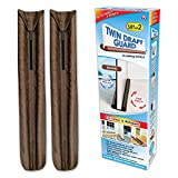 Twin Draft Guard Insulating Device, 2-Count