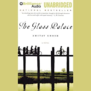 The Glass Palace Audiobook