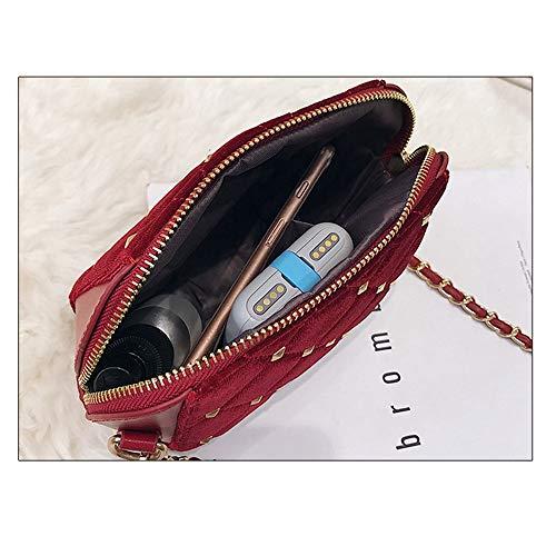 Yy3 Red Da Tracolla Black Donna Cellulare color Borse A Per Jessiekervin 6cTWqaFOc