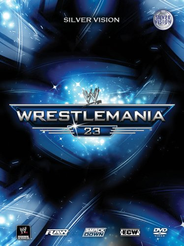 Wwe - Wrestlemania 23 [3dvd Digi Tin] [Import anglais] (Wwe Tin Dvd)